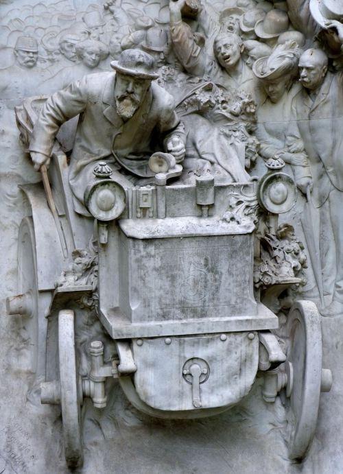 1895 PARÍS-BURDEOS-PARÍS. LA PRIMERA GRAN CARRERA DE LA HISTORIA