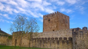 Castillo Muñatones. Muskiz