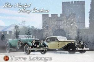 Torre Loizaga Christmas