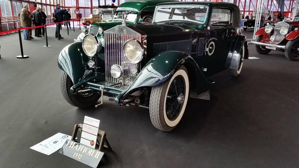 Rolls-Royce   Torre Loizaga