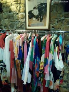Vestidos de seda por Mercedes Lasarte