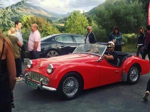 Triumph TR 3A de 1959