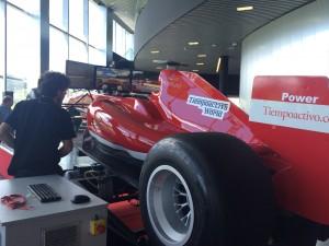 Simulador de Fórmula I