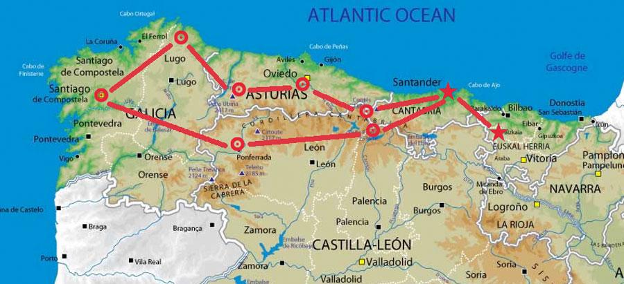 kaart-via-iberica-2017