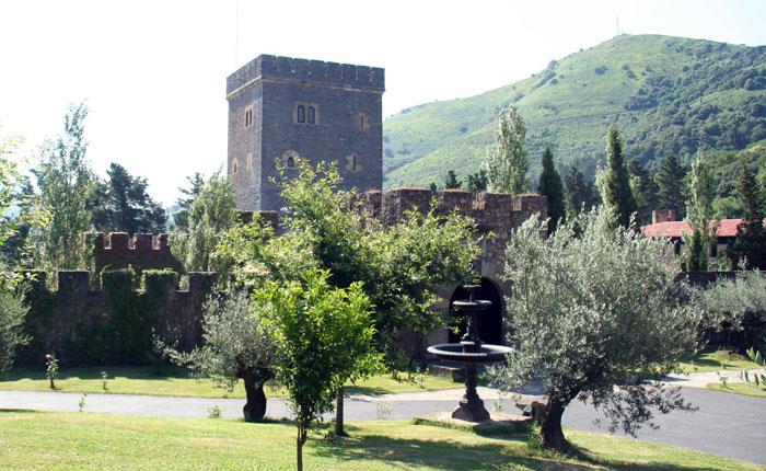 Bienvenidos a la Torre de Loizaga en Galdames (País Vasco).