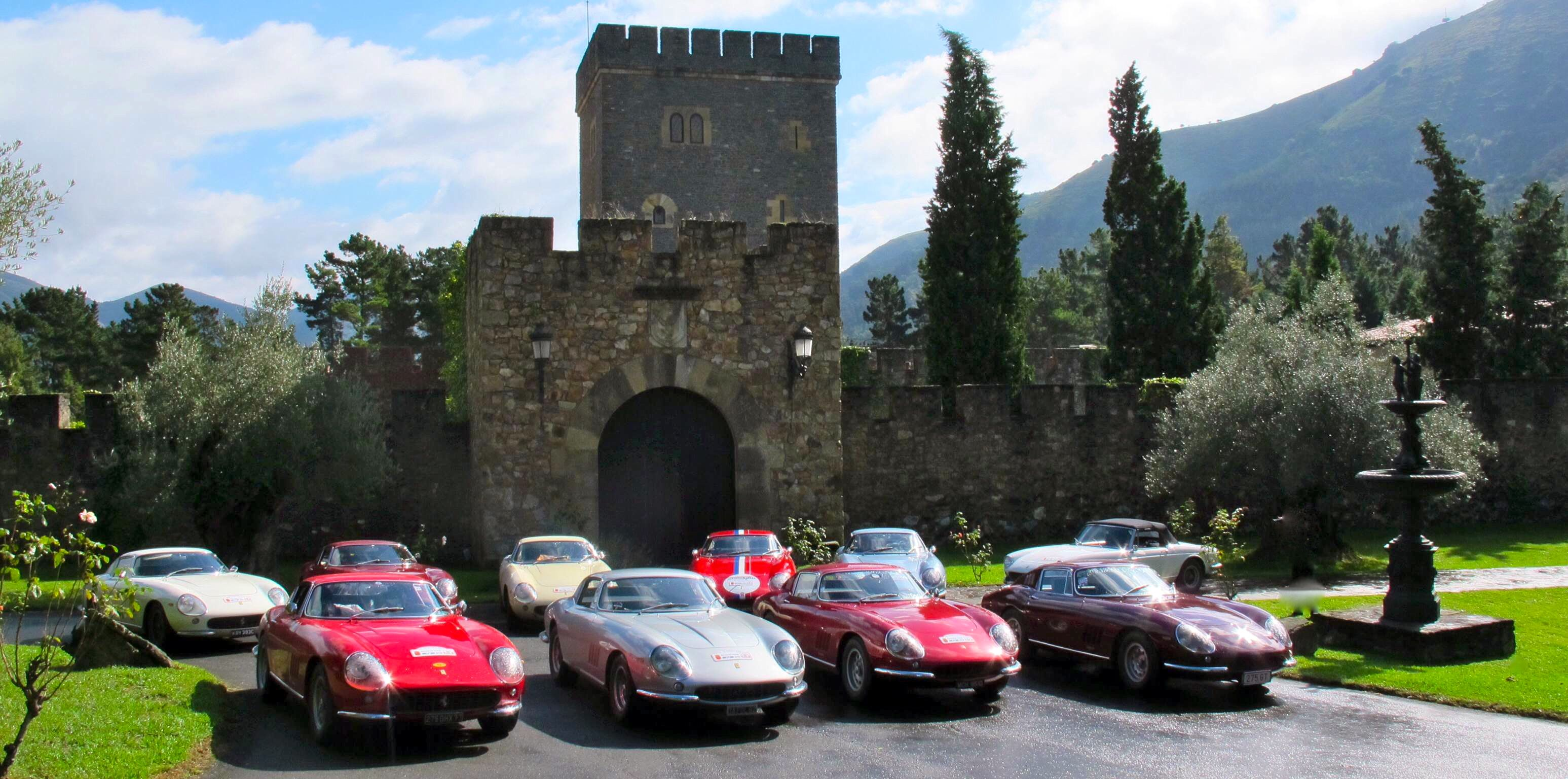 Ferrari Francia