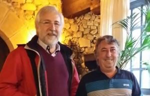 Félix Zulaica y Jose Ángel Durán