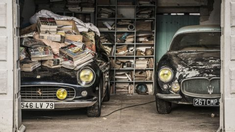 Rétromobile Paris  2015: le grial de la Collection Baillon