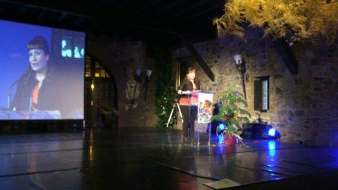 LA XI EDICIÓN DE LOS PREMIOS ENKARTERRI HOBERANTZ CELEBRADA EN LA TORRE DE LOIZAGA