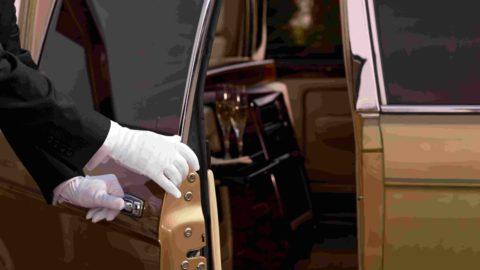 El arte de conducir un Rolls-Royce