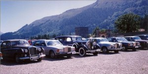 Rally Rolls-Royce Enthusiast's Club