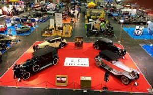 Retroclásica Bilbao BEC 110 años de Rolls-Royce