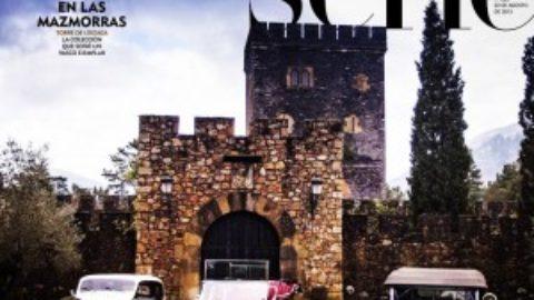 Torre Loizaga ocupa la portada del semanal  «Fuera de Serie» de Expansión