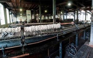 Fábrica Maquinaria Industrial La Encartada