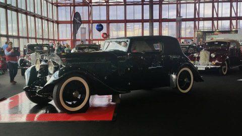Torre Loizaga y Encartaciones en Classic Auto Madrid 2016