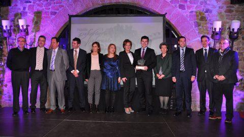2ª Entrega del Premio Enkarterri Hoberantz en Torre Loizaga