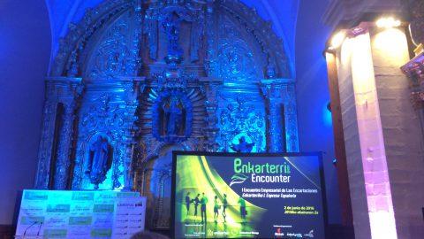 I Congreso Empresarial celebrado en las Encartaciones