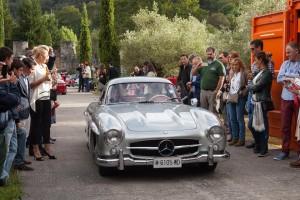 """Mercedes 300SL """"Alas de Gaviota"""""""