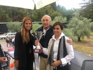 Teresa Ybarra, Gonzalo Corcóstegui, María López-Tapìa