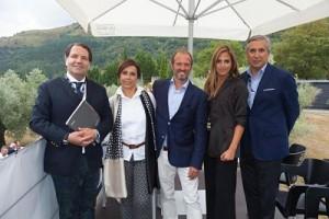 Emilio Olivares, María LT, Koldo Marcilla, Teresa Ybarra, Alex de Reguero