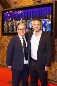 Lirone y Bernardo Torres