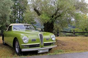 Alfa Romeo 6C 2500 SS Pininfarina 1948