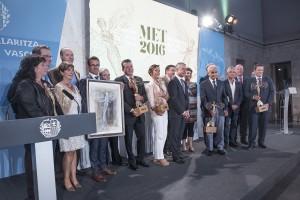 Premiados en Comercio y Turismo