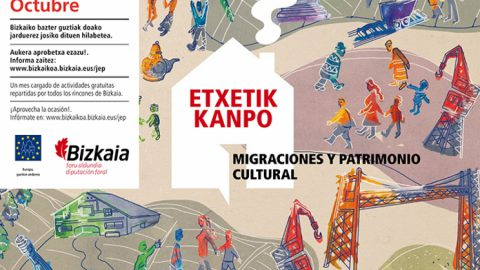 Jornadas Europeas de Patrimonio en Torre Loizaga  #OEJ-JEPBIZKAIA2016