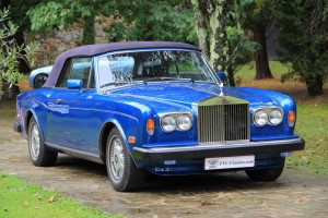 Rolls-Royce Corniche de FVC Valladolid