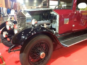 Rolls-Royce 20 HP Doctor's Coupé de 1926