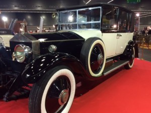 Rolls-Royce Silver Ghost Limousine 1924