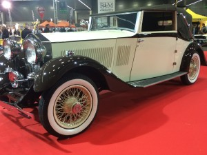 Rolls-Royce 20/25 HP 1934