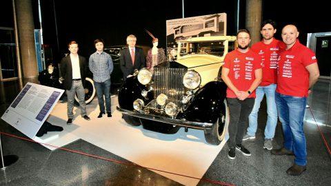 Conferencias celebradas en la exposición «Rolls-Royce: un siglo de estilo»