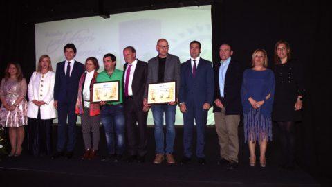 Entrega de Premios Enkarterri Hoberantz