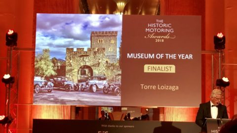 Torre Loizaga Shortlisted for the Best Museum by Octane Magazine